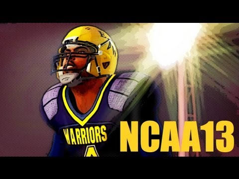 NCAA Football 13 Road to Glory: Creating a Hard Hitting CB | How to get Team Builder Uniforms in RTG