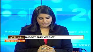 Wealth Manager: BUDGET 2015: How will it impact your wealth? - BLOOMBERGUTV