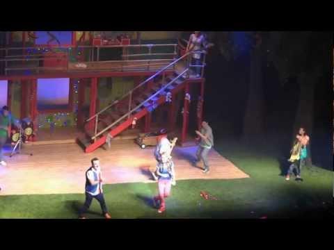 5/5 Final Topa y Muni en el Teatro Gran Rex Febrero 2012 La Casa de Disney Junior Canciones
