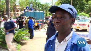 Zimbabweans Unite to Assist Those Affected By Cyclone Idai - VOAVIDEO