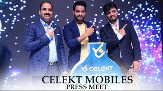Celekt Multi Brand Mobile Brand Launch Press Meet | JR NTR | TFPC - TFPC