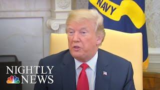 Is President Donald Trump's North Korea Summit Still Happening?   NBC Nightly News - NBCNEWS