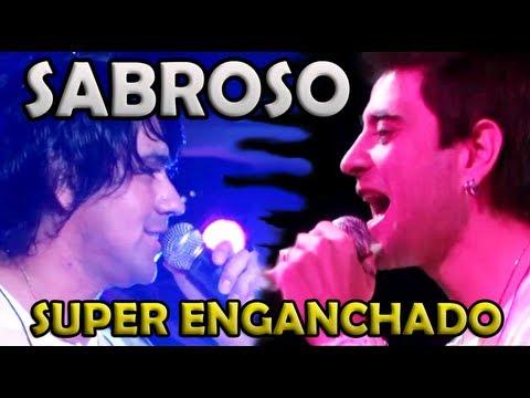 SABROSO - Super Enganchado En Vivo (Casona 2008)