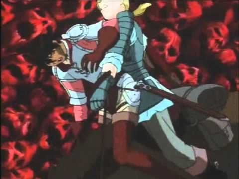 AMV Berserk Eternal Tears of Sorrow - Angelheart,Ravenheart (Act II: Children of the Dark Waters)