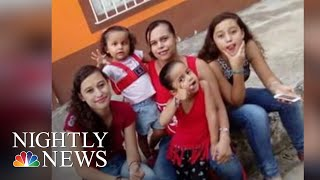 Tent Camp Built Near Border To House C Separated From Parents | NBC Nightly News - NBCNEWS