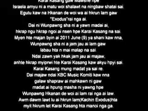 kachin songs