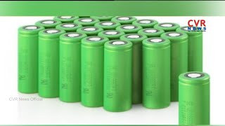 India's first lithium ion cell factory to come up in Andhra Pradesh | CVR News - CVRNEWSOFFICIAL