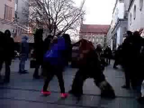 Krampuslauf -The companion of Saint Nicolaus - Munich 8.12.2013 3/3
