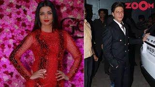 Aishwarya Rai Bachchan's BOLD look | Shah Rukh Khan's HANDSOME avatar | Style Today - ZOOMDEKHO