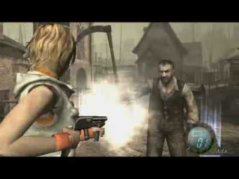 Resident Evil 4 : Heather Mod !