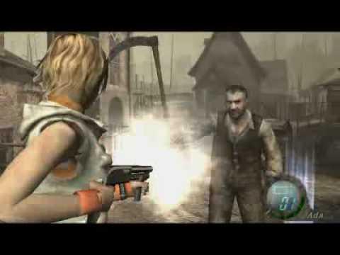 Resident Evil 4 : Heather Mod !