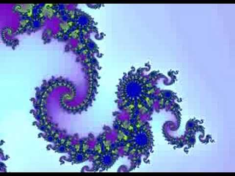 Julia Set Fractal Zoom
