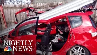 Guardrails Designed To Protect Drivers May Be Unsafe | NBC Nightly News - NBCNEWS