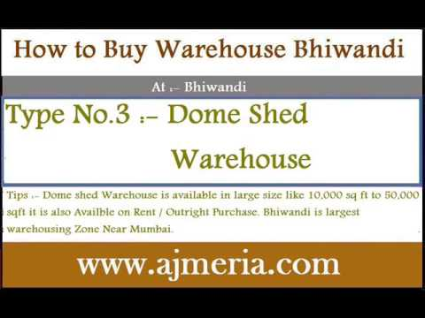 Howto-Buy-Warehouse-DOME--Gala-Godown-Industrial-mumbai-Bhiwandi-Commercial-property-ajmeria.com