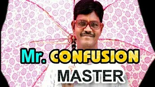 Mr.Confusion Master | Telugu Short film | Niharika Vuyyuri - YOUTUBE