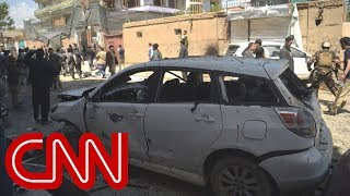 Dozens killed in Kabul suicide blast - CNN