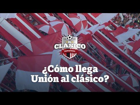 Clásico Santafesino: ¿Cómo llega Unión al partido?