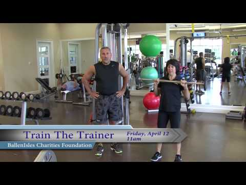 BallenIsles Charities Foundation: Train the Trainers 2013 Promo