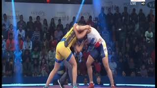 PWL 3 Day 9: Sakshi Malik VS Ritu Malik Pro Wrestling League at season 3 |Full Match - NEWSXLIVE