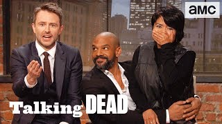 'If King Ezekiel Dies, Who Will Take Over the Kingdom?' Fan Question Ep. 808 | Talking Dead - AMC