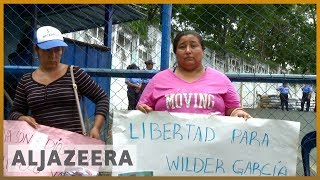 🇳🇮 Nicaragua violence: Families call for release of detainees | Al Jazeera English - ALJAZEERAENGLISH