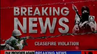 Ceasefire violation reported from Rustum and Charunda area of Uri sector - NEWSXLIVE