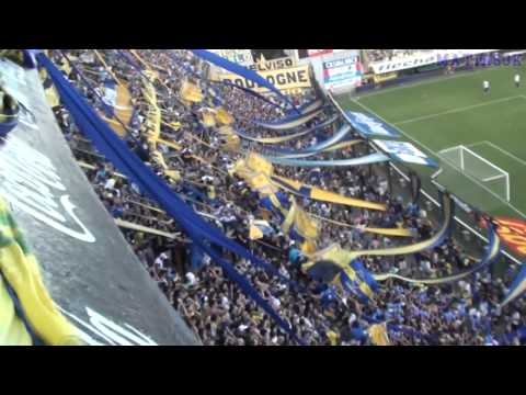 Boca campeon Ap11 / No somos como los putos de riBer plate