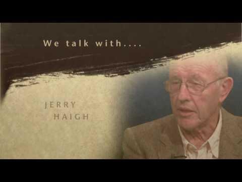 Lit Happens w/ guest Jerry Haigh