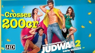 """JUDWAA 2"" Box Office Collection: Crosses 200cr Mark - IANSLIVE"