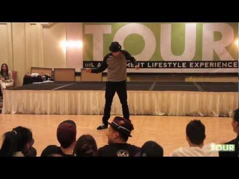 Jonathan Bionic Bayani : theTOUR LA Showcase