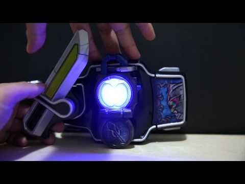 Kamen Rider Malus & Kamuro DX Gold & Silver Ringo Lock Seed Set Review