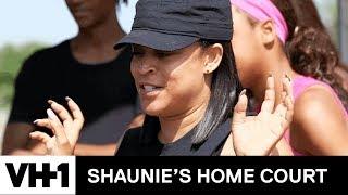 Shaunie Milks A Cow | Shaunie's Home Court - VH1