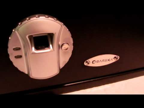 How To Open A Barska Biometric Safe