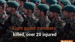 8 Iran Revolutionary Guards killed in attack - INDIATV