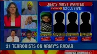 Jammu and Kashmir: Security forces to crack down on terror groups operating in the valley - NEWSXLIVE