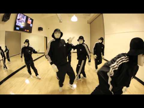 Jabbawockeez x Far East Movement,