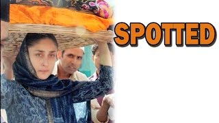 Kareena Kapoor at Ajmer Sharif Dargah! - EXCLUSIVE