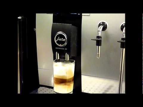 Jura Impressa X9 Coffee Machine