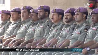 تسجيل لاحتفال قوة السلطان الخاصة بيومها السنوي وتخريج دفعة جديدة من الجنود المستجدين