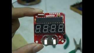 Fabrica tu propio smartwatch con un Arduino