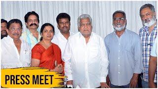 Telugu Film Producers Council Press Meet | C Kalyan | Jeevitha Rajashekar | TFPC - TFPC