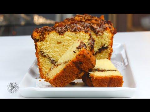 Choumicha : Cake au café et à la cannelle