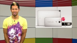 Google goes big with with Nexus 6 and Nexus 9 - CNETTV