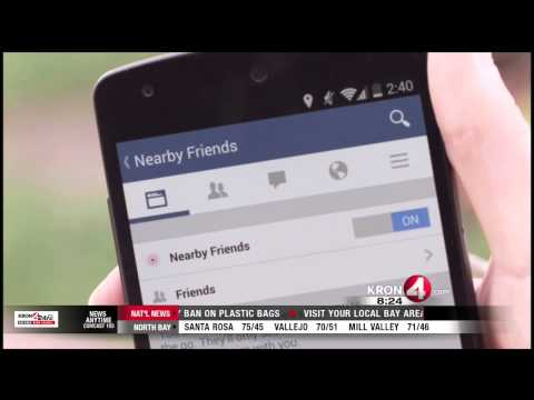 Tech Report: Facebook Nearby Friends