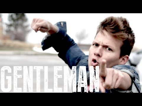 PSY - GENTLEMAN M/V (Tyler Ward COVER) - Music Video