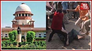 भीड़तंत्र के खिलाफ Supreme Court का कड़ा फैसला | News 100 Nonstop - AAJTAKTV