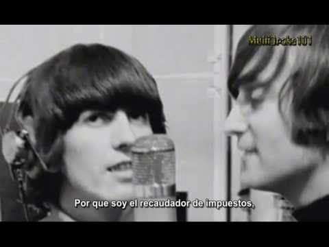 The Beatles Taxman (2009 Stereo Remaster) Subtitulado HD