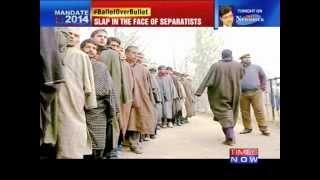 Chosen: Ballot Over Bullet in Valley - TIMESNOWONLINE