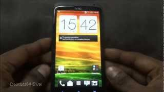 HTC One X: How to Flash Custom ROMs - Cursed4Eva