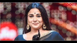 Vidya Balan Feels Elated To Win The 7th Filmfare Award For Best Actress - ZOOMDEKHO